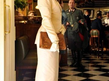 La elegancia y el estilo van de la mano de Sira Quiroga