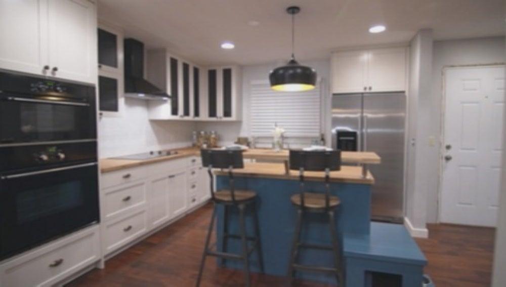 Una cocina nueva