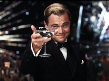 Leonardo Dicaprio en 'El gran Gatsby'