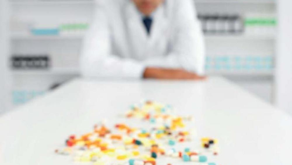 El Farmacéutico y la oficina de Farmacia