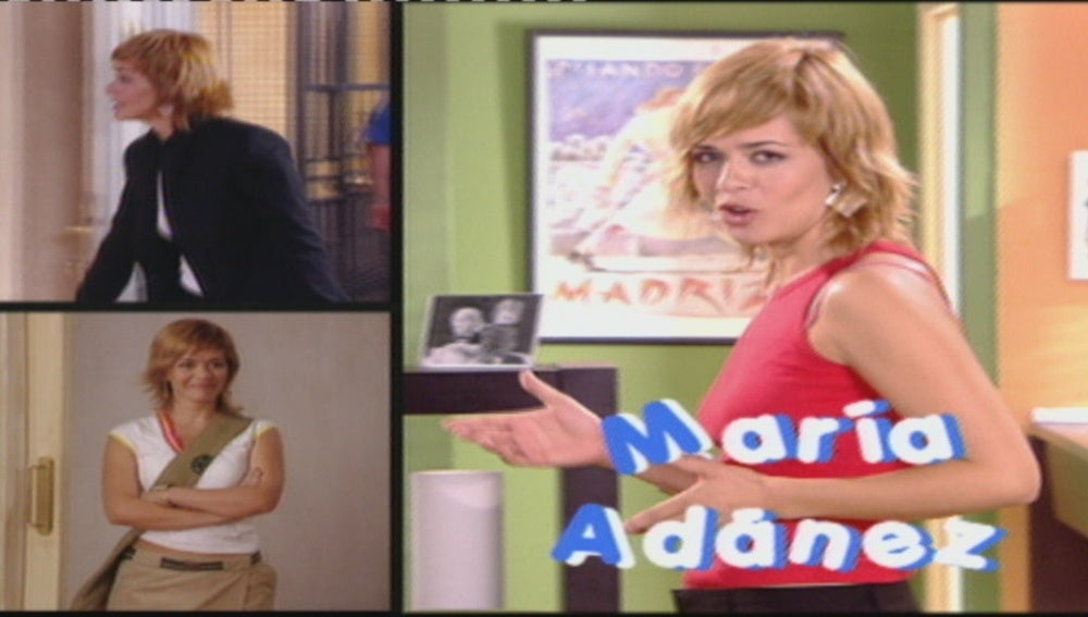 María Adánez, Loles León y Fernando Tejero encabezan la primera temporada de 'Aquí no hay quién viva'