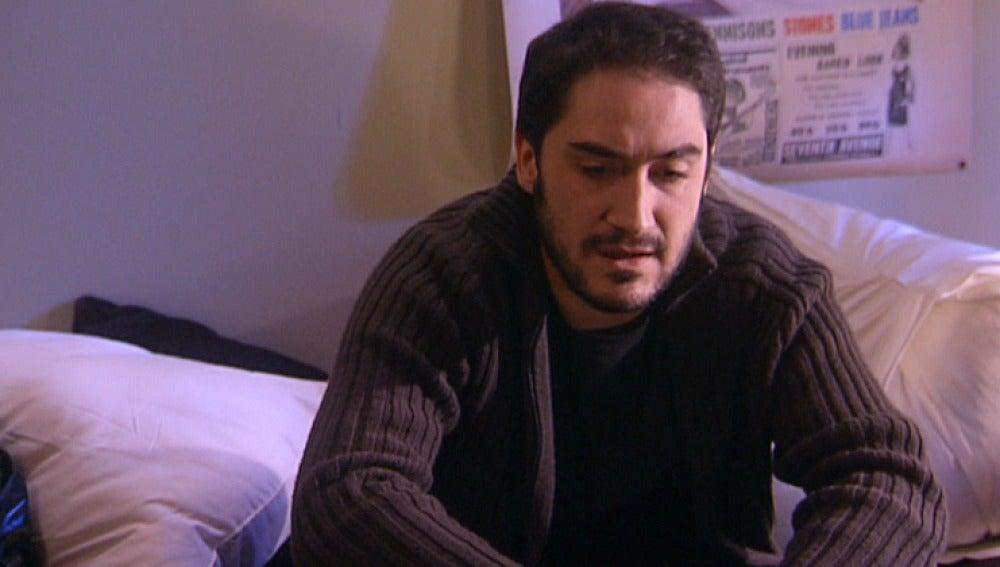 Alfonso Lara es Juan