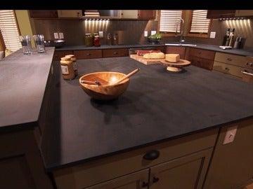 Una cocina de ensueño