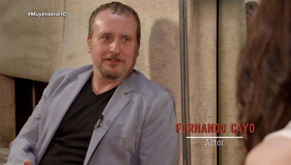 """Frame 46.200995 de: Fernando Cayo: """"Como jefe de cuartel me sentía muy a gusto"""""""