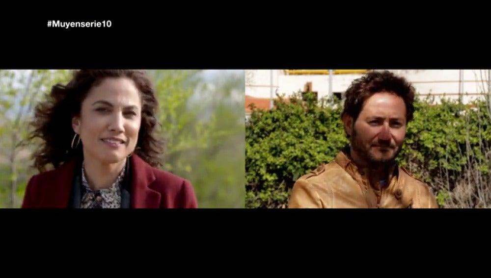Frame 85.357939 de: ¿Qué serie crió a Toni Acosta y Carlos Santos?