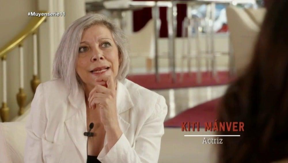 Frame 41.289227 de: Kiti Mánver, cinco décadas en televisión