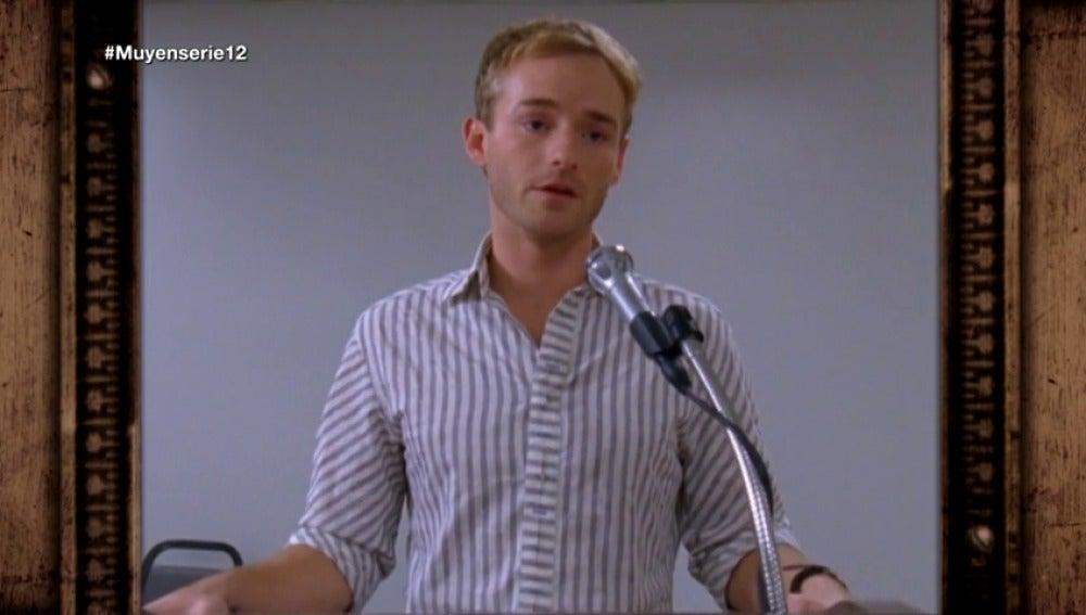 Frame 3.499571 de: ¿Quién se presentó al casting para interpretar a Francis de 'Malcolm'?