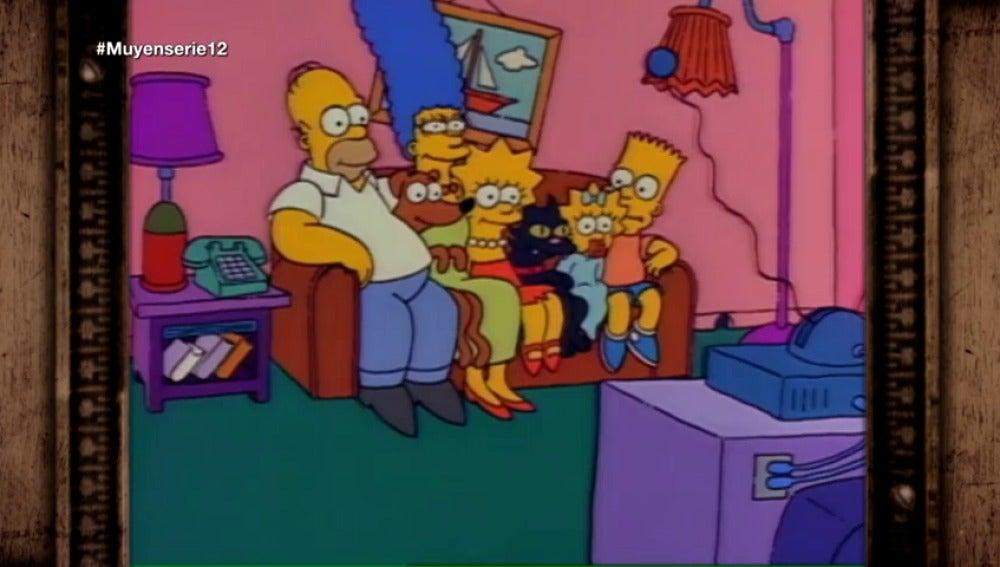 Frame 24.260999 de: Los animales más divertidos de 'Los Simpson'