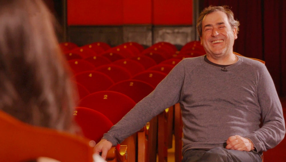 Muy en serie, entrevista a Jorge Bosch