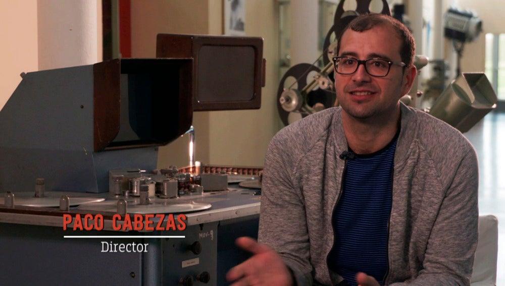 Paco Cabezas en 'Muy en serie'