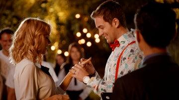 Constanza y Robby se casan