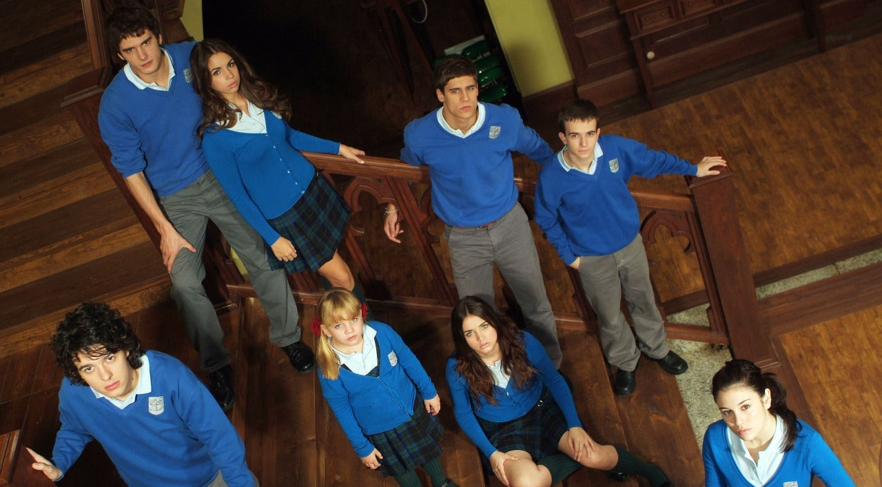 Imagen de 'El Internado'