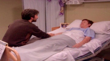 ¡César sale del coma!