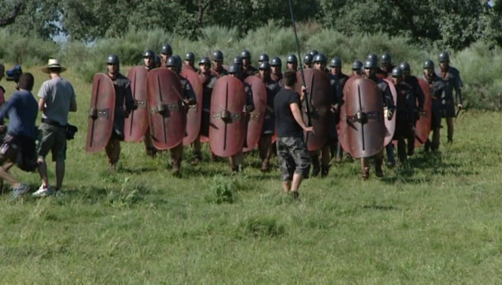 ¿Quieres saber la diferencia entre las espadas hispanas y romanas?