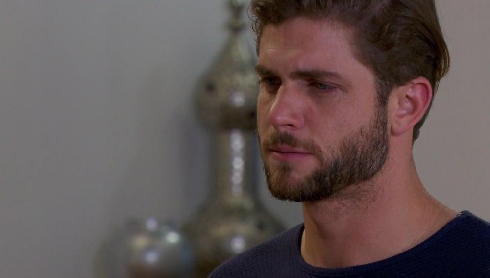 """Carlos a Fernanda: """"como pudiste ocultarme la verdad"""""""