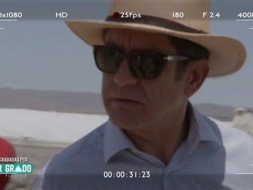 Frame 18.498767 de: El equipo de Campoamargo TV es testigo de un tiroteo en los invernaderos