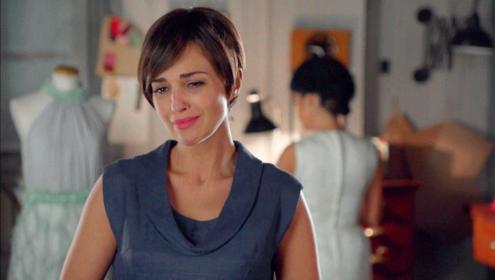 Ana no puede contener las lágrimas al recordar el vestido rojo que le pide Adele
