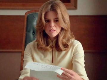 La ira de Cristina se desata al leer la última carta de Alberto a Ana