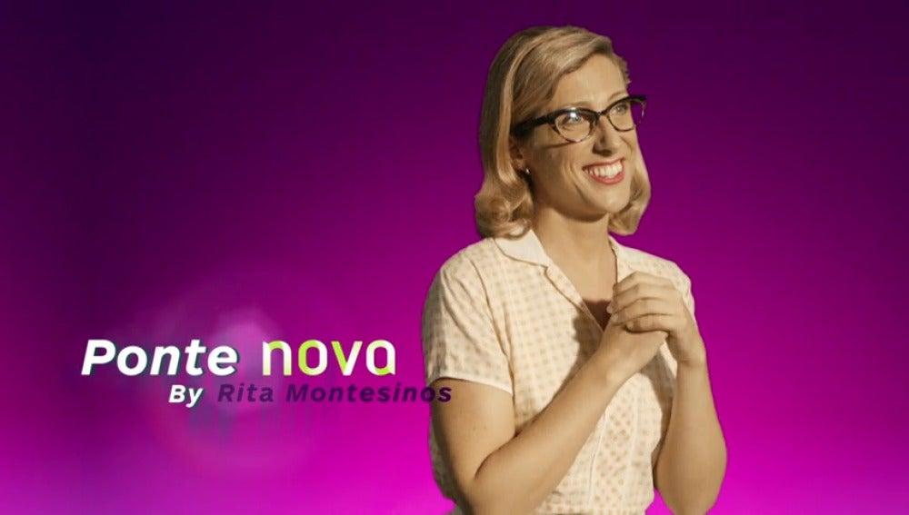 Frame 0.897325 de: Ponte Nova con Rita Montesinos, ponte a soñar con 'Velvet'