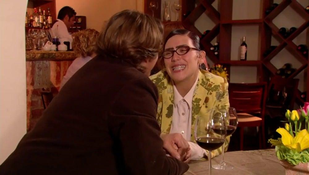 Frame 13.746538 de: Aldo montará el 'Restaurante Letizia'