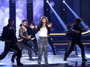 Blas Cantó impresiona como Cher y su famoso tema 'Believe'