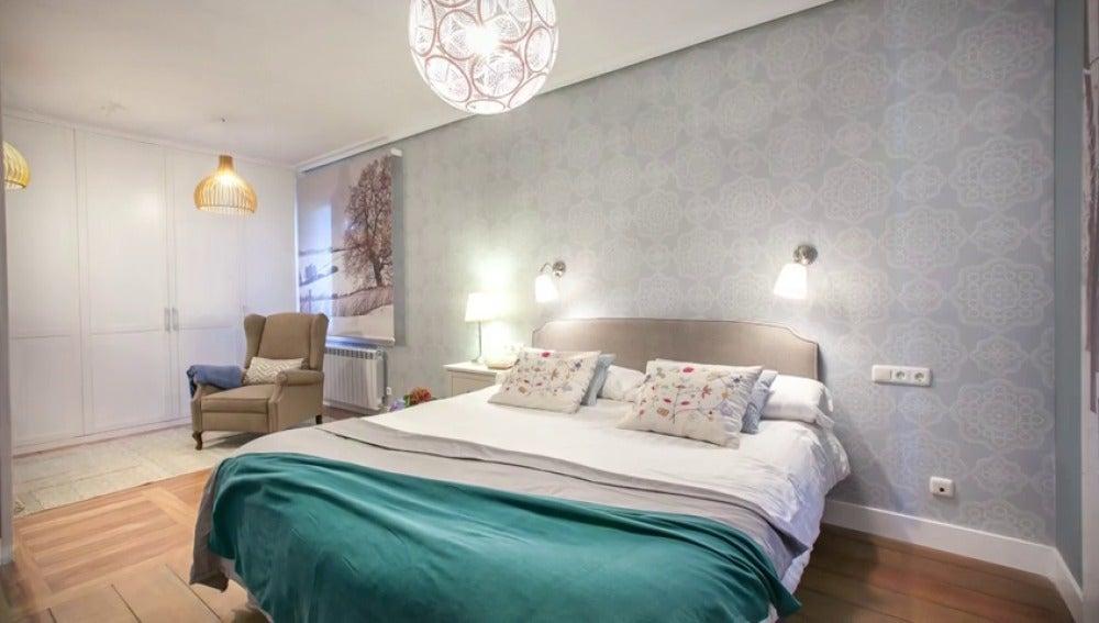 Frame 15.29061 de: Un dormitorio muy especial con toques ajardinados