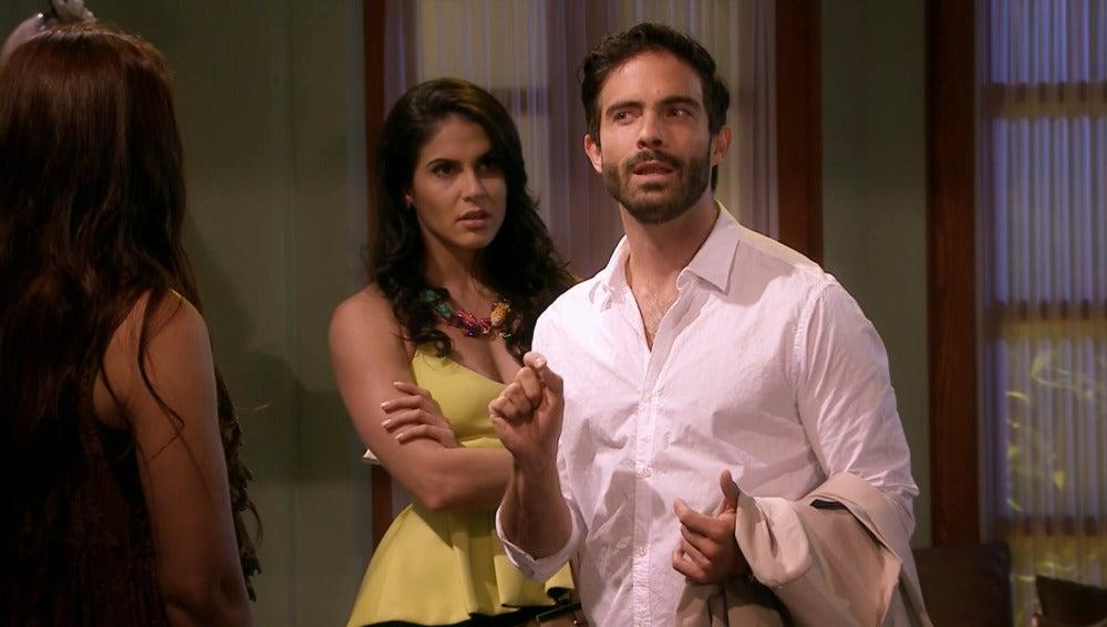 Adrián pone celosa a Odet