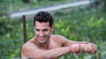 Raul Coronado es Miguel