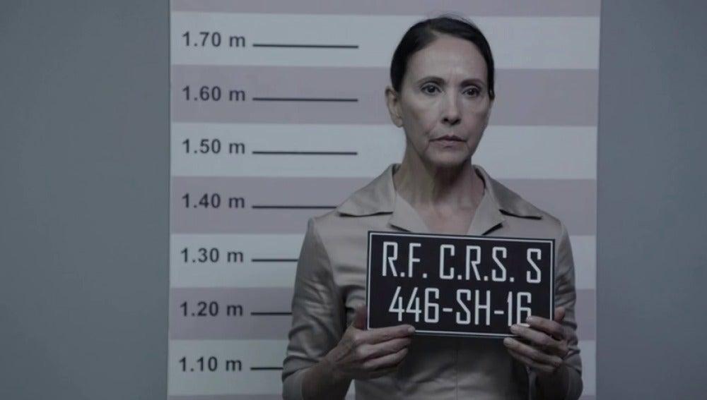 Frame 24.490666 de: Soledad ingresa en prisión por secuestro
