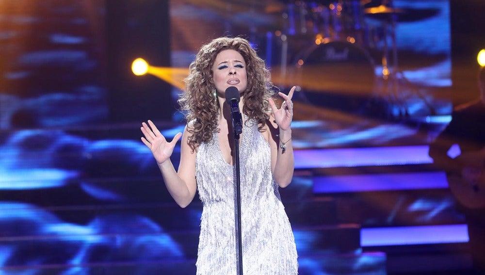 """Lorena Gómez canta por bulerías como Pastora Soler y su tema """"La mala costumbre"""""""