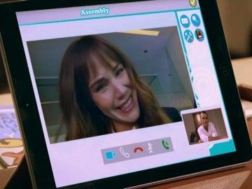 Frame 6.118033 de: Valentina confiesa a Mau que ha conocido a alguien