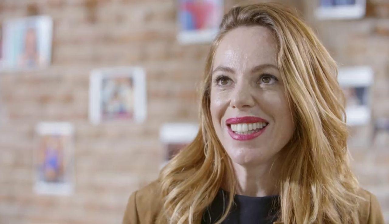 """Frame 39.592708 de: Silvia Marty: """"Fue mi primera serie. me ayudó a crecer muchísimo como actriz"""""""