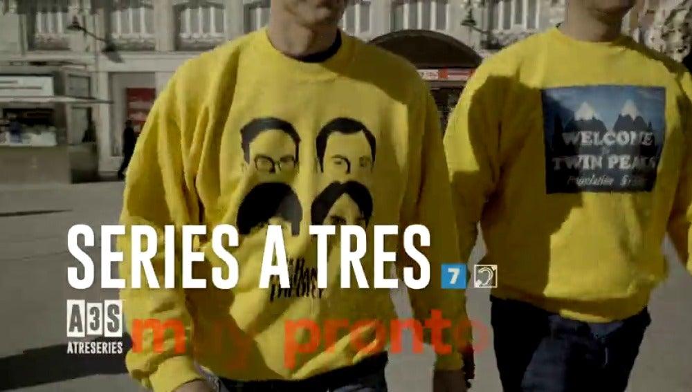 Frame 15.377671 de: JJ Vaquero presentará 'Series a tres'