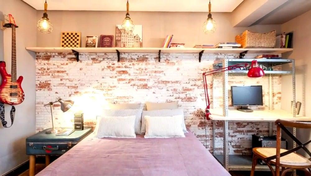 Frame 33.208888 de: Una habitación de estilo industrial y cálido