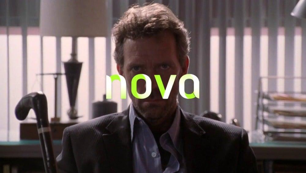Frame 14.863142 de: Muy pronto, estreno de 'House' en Nova