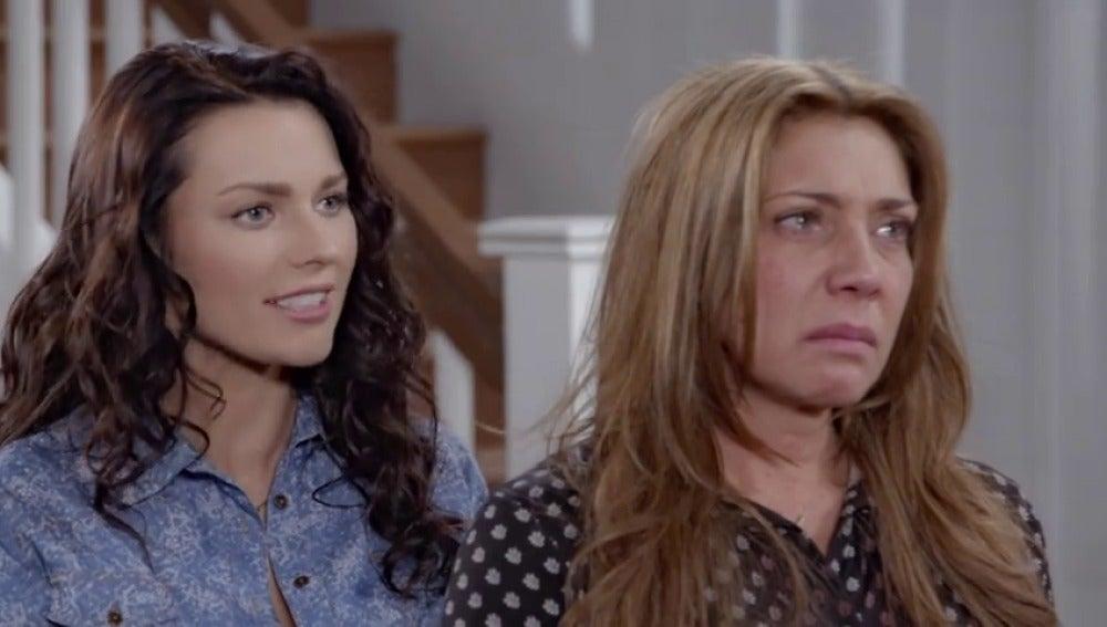 "Frame 6.438744 de: Luciana a David. ""Cada día me decepcionas más"""