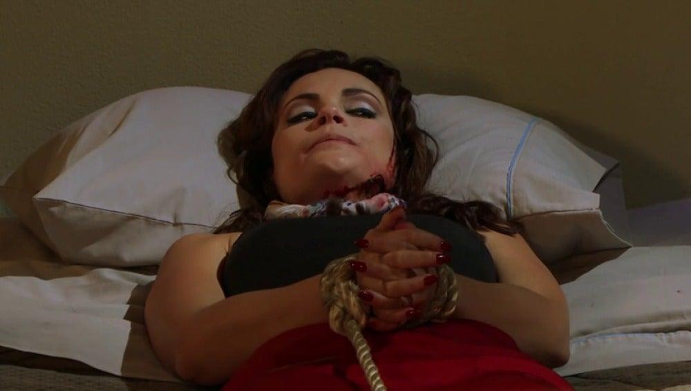 Frame 7.228023 de: Nuria descubre con sorpresa que Tobías es su hijo