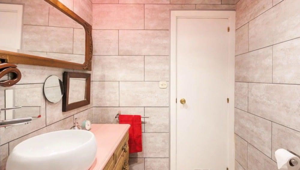 El nuevo baño fresco y acogedor de Venezia