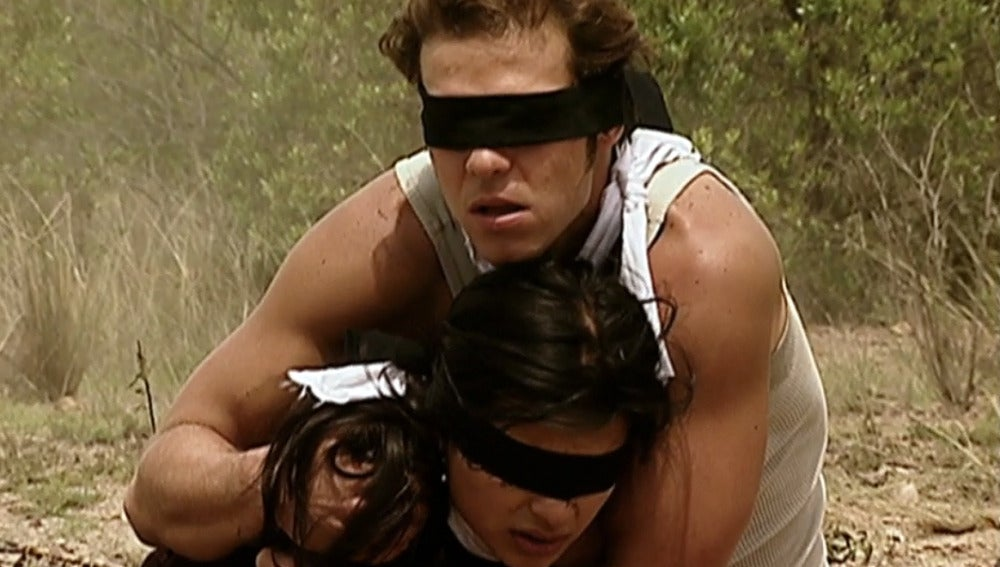 Óscar y Jimena son puestos en libertad