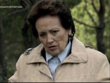"""""""Fue todo un gusto tener a Amparo en 'El Internado'"""""""