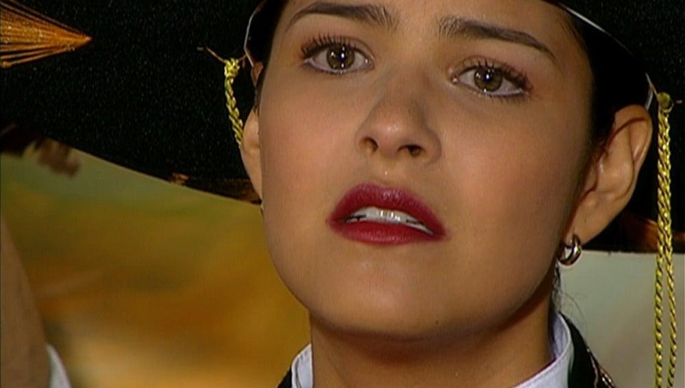Margarita se emociona recordando a Ignacio