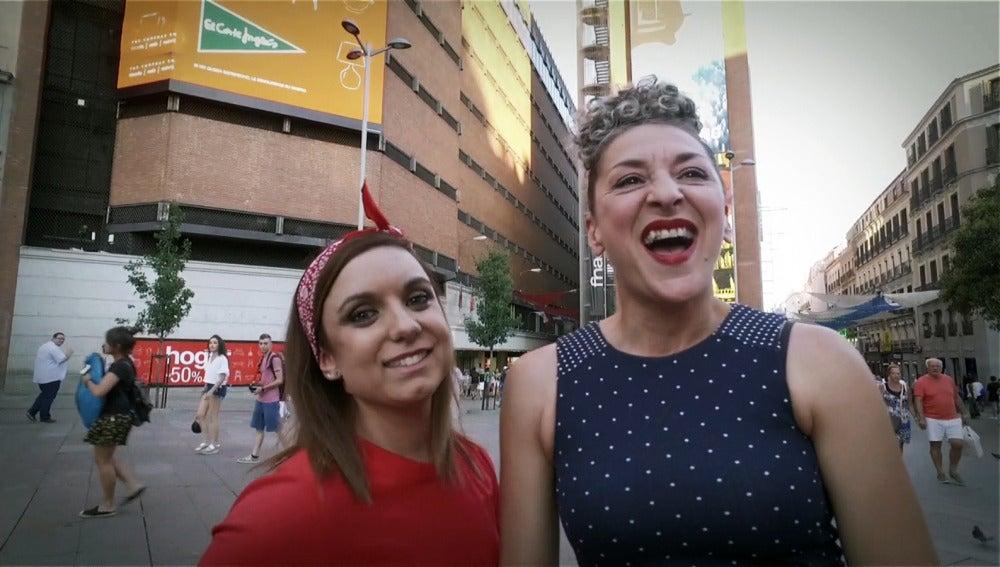 Mariola Fuentes es la auténtica 'Chica de las series'
