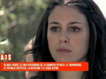 Blanca Suárez, una apasionada de los deportes de acción