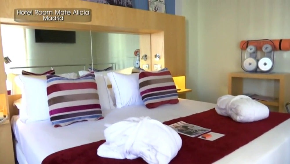 El Room Mate Alicia, un hotel comprometido con el arte