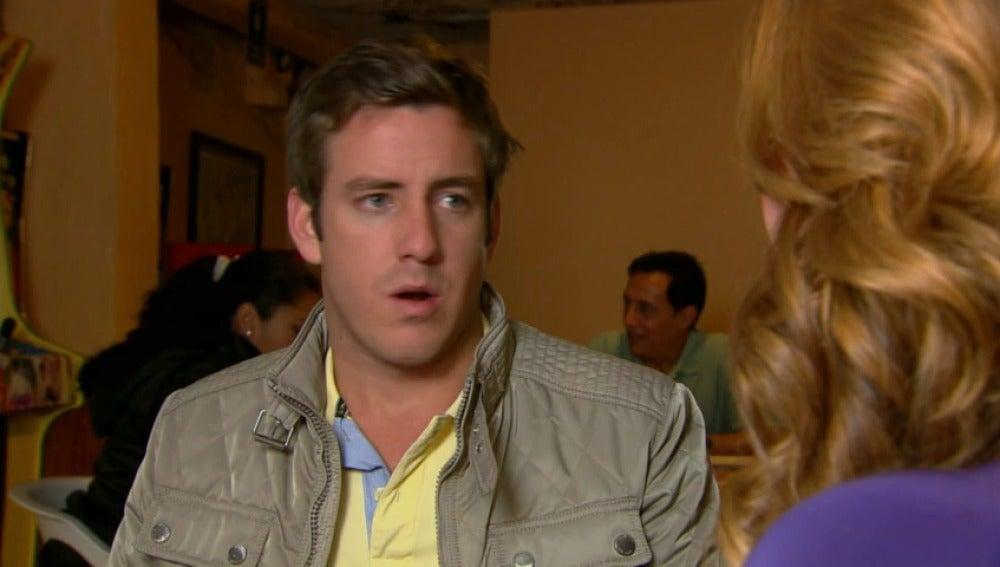 Diego y Simona rompen su relación por Natalia