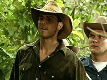 Franco y Óscar caen en terreno pantanoso