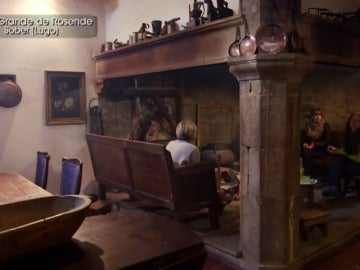 Un hotel en un pazo gallego del s.XVI