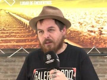 """Jimmy Barnatán: """"Paco Tous flipó con la realización de la secuencia"""""""