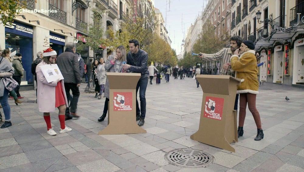 Jugamos al Seriemojis para celebrar el segundo aniversario de Atreseries