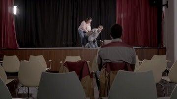 El casting en Titulcia para el remake de 'Los Hombres de Paco'